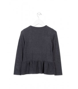 Losan Kız Çocuk Sweatshirt 824-1001AB