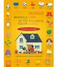 İspanyolca İlk Yüz Sözcük Çıkartma Kitabı