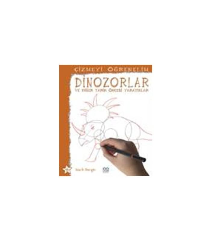 çizmeyi öğrenelim Dinazorlar Ve Diğer Tarih öncesi Yaratıklar