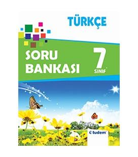 7. Sınıf Türkçe Soru Bankası Tudem Yayınları