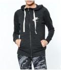 Nike Kapüşonlu Fermuarlı Sweatshirt 883729-010