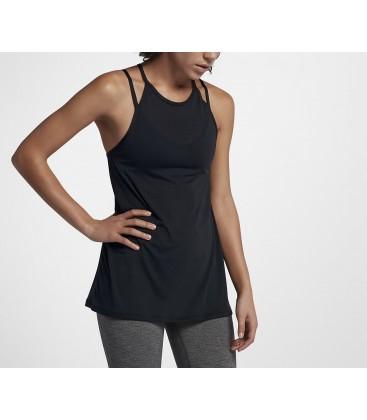 Nike W Nk Dry Tank Sprt Sps18 Kadın T-Shirt Siyah 889077-010