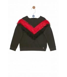 Tyess Kız Çocuk Sweatshirt 18FW0TJ4412
