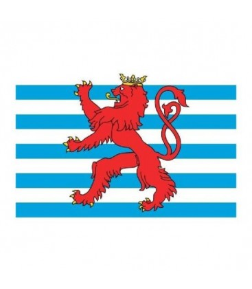 Drapeau Lxbrg Lion rouge 90x150cm