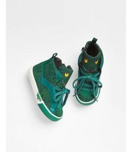 Gap 3D Graphic Hi Top Çocuk Sneakers