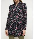 Defacto Bayan Çiçek Desenli Bluz H9381AZ