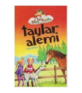 Taylar Alemi Kitap Kurdu Çocuk Gezegeni Katja Reider