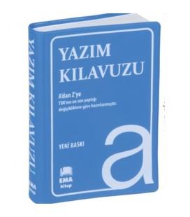 Yazım Kılavuzu (A'Dan Z'Ye Tdk Uyumlu) Ema Kitap