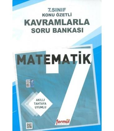 7. Sınıf Matematik Konu Özetli Kavramlarla Soru Bankası
