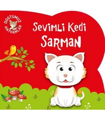 Sevimli Kedi Sarman Yayınevi Net Çocuk Yayınları