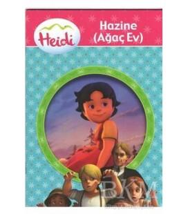 Heidi Hazine Ağaç Ev Duygu Dalgakıran Yayınevi Çocuk Gezegeni