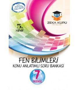 5. Sınıf Fen Bilimleri Konu Anlatımlı Soru Bankası 7 Fasikül