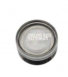 Maybelline New York Color Tattoo 24H Göz Farı 50 Eternal Silver