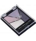 Maybelline Diamond Glow Quad 01 Purple Drama Far