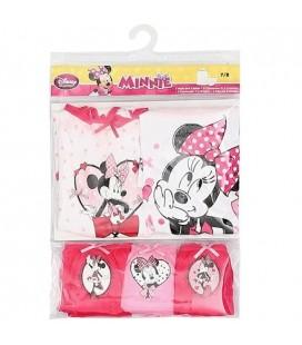 Disney Minnie Kız Çocuk Çamaşır Seti 4W164083