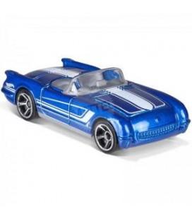 Hot Wheels 55 CORVETTE Diecast Metal Model Araba FKB19