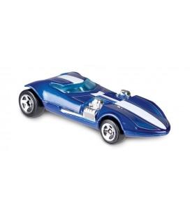 Hot Wheels - Twin Mill Blue 2018 HW Exotics 194/365 Metal Model Araba