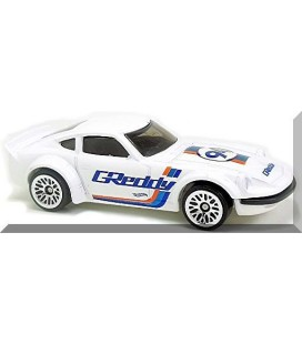 Hot Wheels - Nissan Fairlady Z HW Speed Graphics - 154/365 (2018) Metal Model Araba