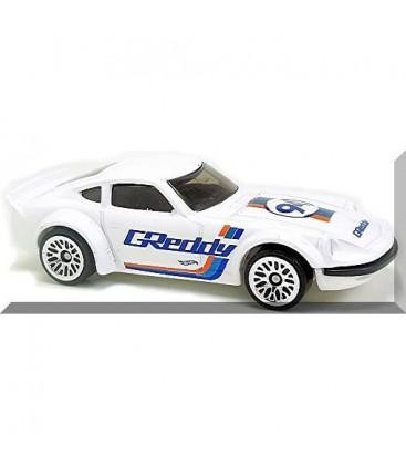 Hot Wheels - Nissan Fairlady Z HW Speed Graphics - 154/365 (2018) Metal Model Araba
