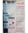 8. Sınıf Türkçe Çek Kopar Testler Bol Test Soru 64 Adet