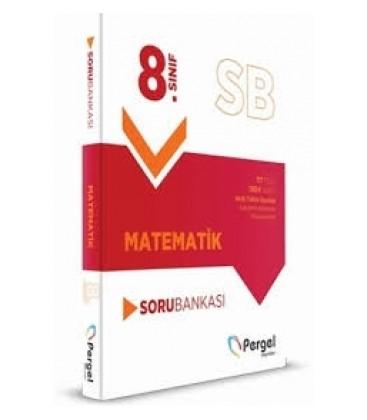 8. Sınıf Matematik Soru Bankası - Pergel Yayınları