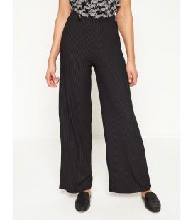 Koton Siyah Normal Bel Kadın Pantolon 7YAL41426OK999