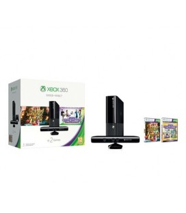 Xbox 360 500 gb + Kinect Sensör + Kinect Sports Ultimate + Kinect Adventures
