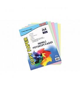 Globox 6536 Renkli Fotokopi Kağıdı 100'Lü