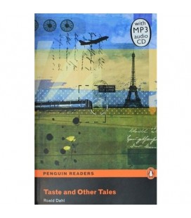 Taste And Other Tales - Penguin Longman English Readers Level 5 (Book + Mp3 Pack)