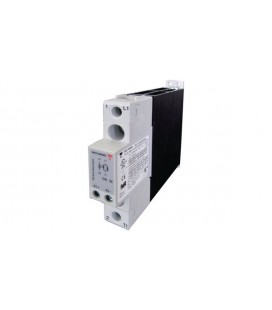 Carlo Gavazzi RGC1A60D25KKE Solid State Röle DIN-ray Montaj 25 AAC at 40°C (104°F) 4 - 32 VDC 17.6mm
