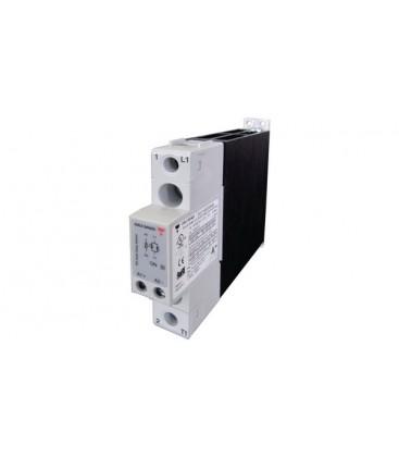 Carlo Gavazzi RGC1A60D25KKE Solid State Röle DIN-ray Montaj 25 AAC at 40°C (104°F) 4 - 32 VDC 17.6mm
