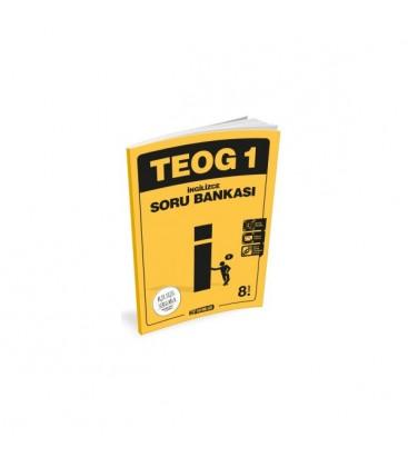8. Sınıf TEOG 1 İngilizce Soru Bankası Hız Yayınları