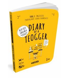 8.Sınıf DIARY OF A TEOGGER İngilizce Paragraf Soru Bankası