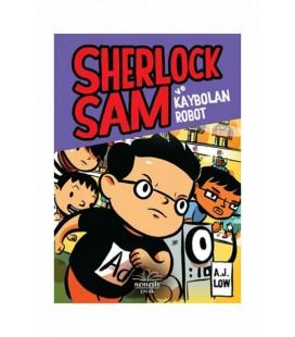 Sherlock Sam Ve Kaybolan Robot - Nemesis Kitap