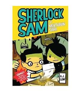 Sherlock Sam ve Mektubun Sırrı - A. J. Low - Nemesis Çocuk