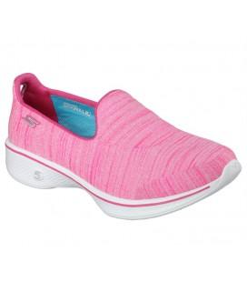 Skechers Go Walk 4 Satisfy Kadın Ayakkabı 14149/HPK