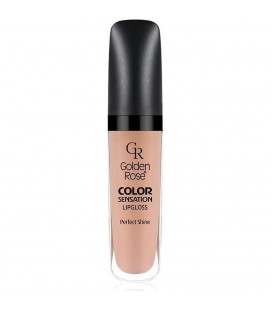 Golden Rose Color Sensation Lipgloss - Renkli Dudak Parlatıcısı 125