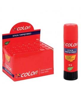Color Stick Yapıştırıcı 40gr.