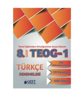 8. Sınıf Teog-1 Türkçe Denemeleri