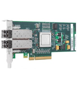DELL 110BCADE8G2-HBA-FP Brocade BR825 FC8 Dual Port HBA Card PCIe 8Gbps Fibre Channel - Kit