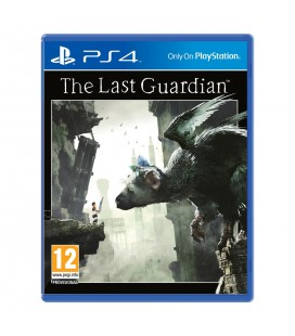 The Last Guardian Ps4 Oyunu