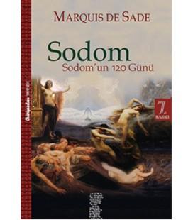 Sodom - Sodom'un 120 Günü - Marquis De Sade - Chiviyazıları Yayınevi