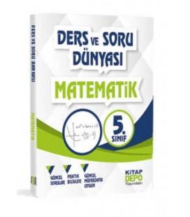 5. Sınıf Matematik - Ders Ve Soru Dünyası - Kitap Depo Yayınları