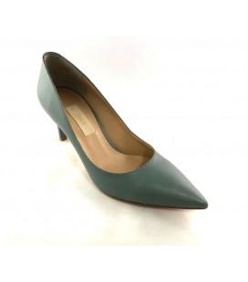 İnci Kadın Ayakkabı Açık Yeşil Vegan Analin 23054
