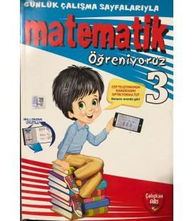 3. Sınıf Matematik Öğreniyoruz - Çalışkan Arı Yayınları