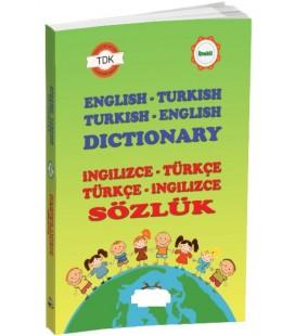 İngilizce-Türkçe,Türkçe-İngilizce Sözlük
