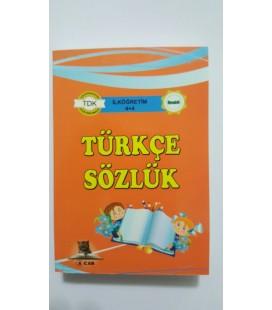 Türkçe Sözlük Oscar Yayınları