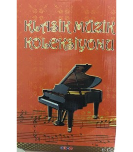Klasik Müzik Koleksiyonu 15 CD - Gema Basın Yayın