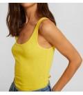 Oxxo Kadın Sarı Atlet OX-FLARLET18Y