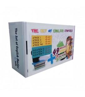 The Set of English Stories AFS Yayınları İngilizce Set